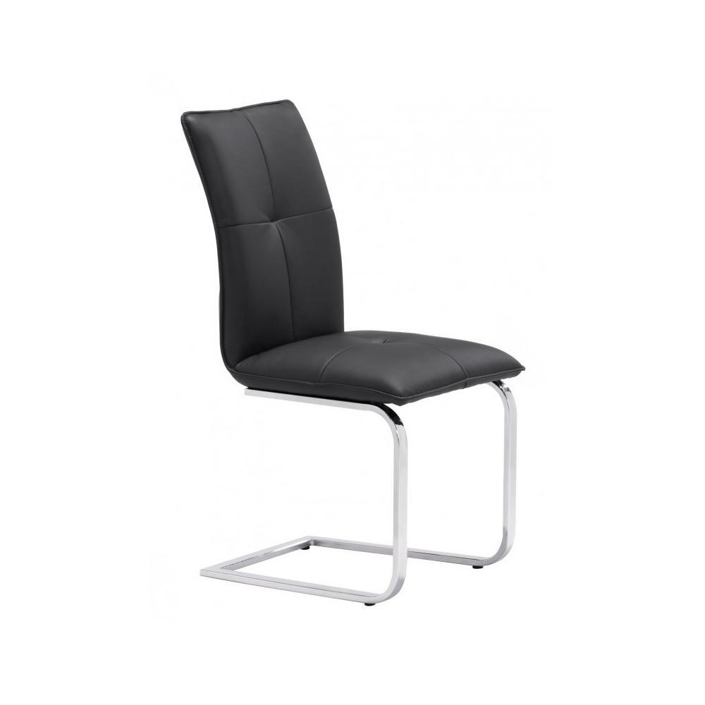 Anjou Dining Chair Black