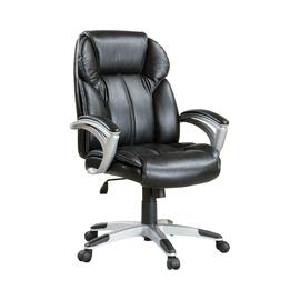 See Details - Transitional Black Office Chair