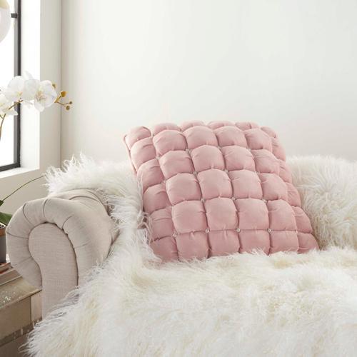 """Sofia Ys104 Rose 20"""" X 20"""" Throw Pillow"""