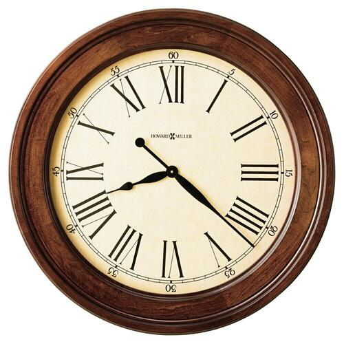 Howard Miller Grand Americana Oversized Wall Clock 620242