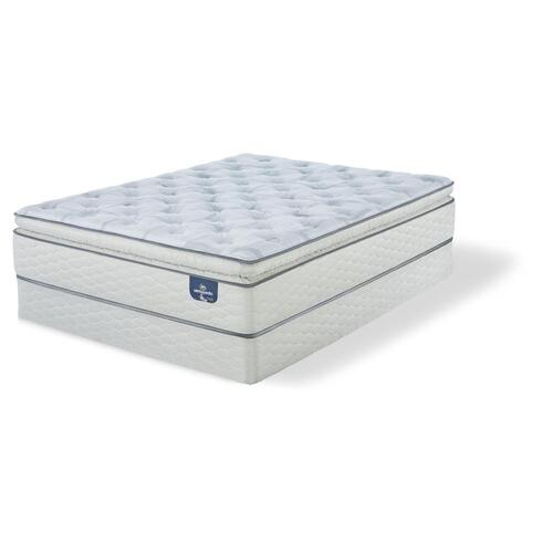 Sertapedic - Carterson - Super Pillow Top - Plush - Queen