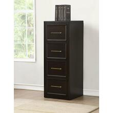 GREENWICH 4 Drawer Tall File Cabinet