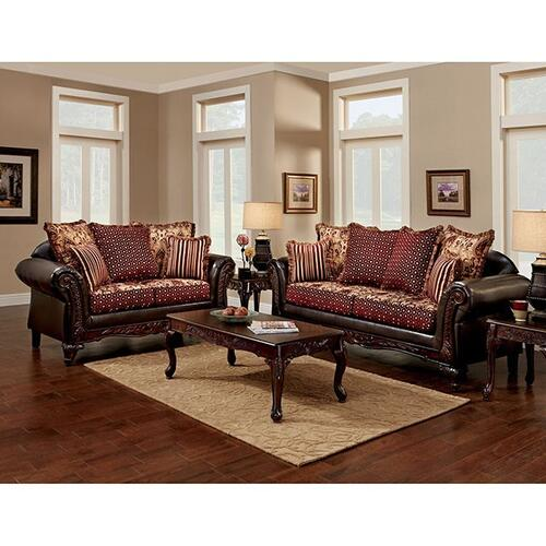 Furniture of America - Ellis Love Seat