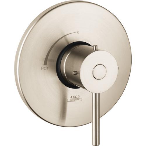 AXOR - Brushed Nickel Pressure Balance Trim