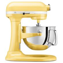 Pro 600 Series 6 Quart Bowl-Lift Stand Mixer Majestic Yellow