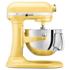 Pro 600 Series 6 Quart Bowl-Lift Stand Mixer Majestic Yellow