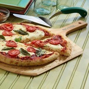 Big Green Egg - Pizza Slice Server