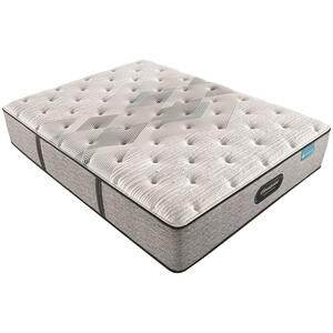 SimmonsBeautyrest - Harmony Lux - Carbon Series - Plush - Queen