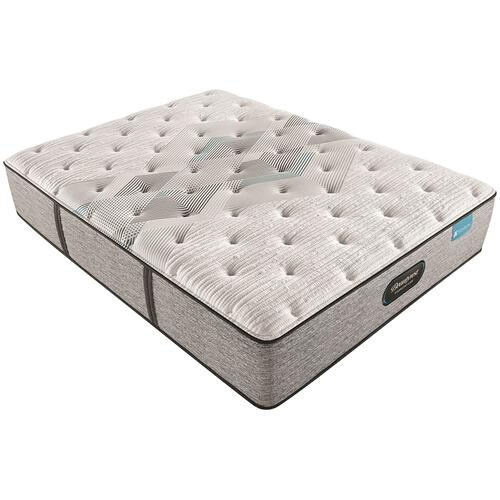 Beautyrest - Harmony Lux - Carbon Series - Plush - Divided King