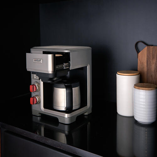 Programmable Coffee System Black Knob