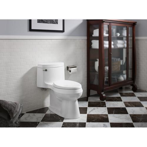 Kohler - Sandbar One-piece Elongated 1.28 Gpf Chair Height Toilet With Quiet-close(tm) Seat
