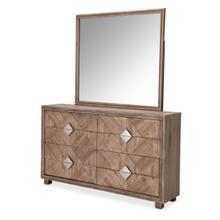 View Product - Storage Console-dresser W/mirror (2pc)