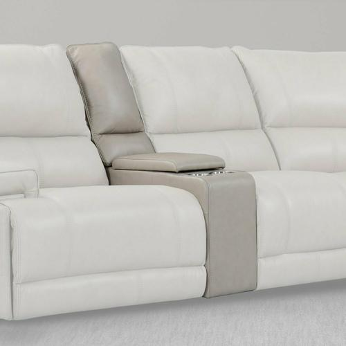WHITMAN - VERONA LINEN - Powered By FreeMotion Entertainment Console
