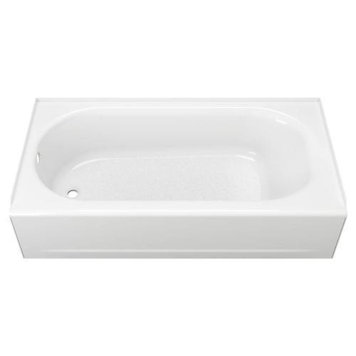 Princeton 60x30 inch Integral Apron Bathtub - Left Hand Outlet  American Standard - Arctic White