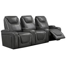 See Details - 3-seater Power Home Theatre - Grey