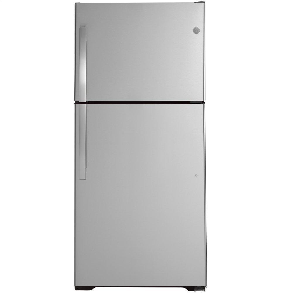 GE21.9 Cu. Ft. Top-Freezer Refrigerator