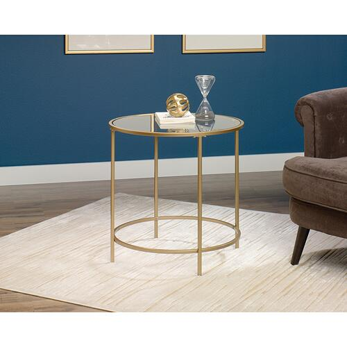 Sauder - Round Side Table