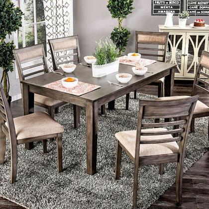 See Details - Taylah 7 Pc. Dining Table Set
