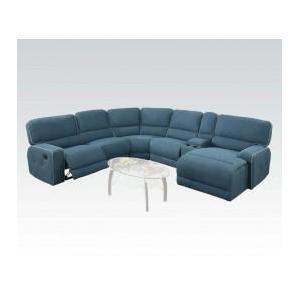 Acme Furniture Inc - Becker Fabric Home Theatre