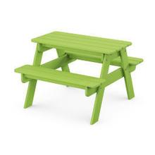 View Product - Kids Picnic Table in Lime