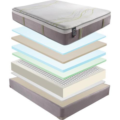 Beautyrest - Beautyrest - NXG - 300G - Dual Comfort Pillow Top - Queen