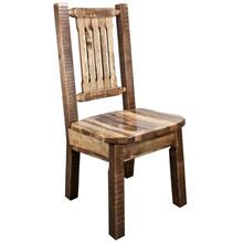 See Details - Homestead Collection Dining Side Chair, Stain and Lacquer Finish