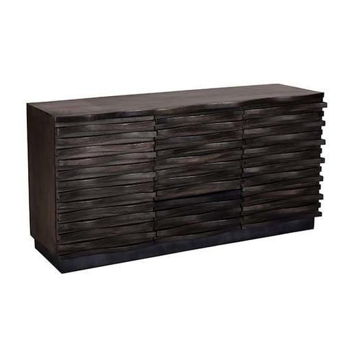 Progressive Furniture - Console - Gray Finish