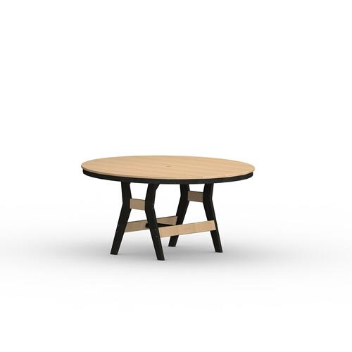 "Harbor 60"" Round Table - Counter"