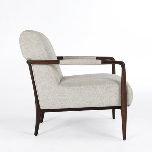 Classic Home - Capistrano Accent Chair Pearl White