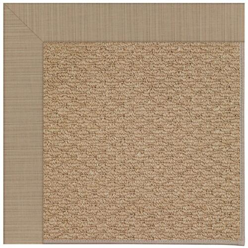 "Creative Concepts-Raffia Dupione Sand - Rectangle - 24"" x 36"""