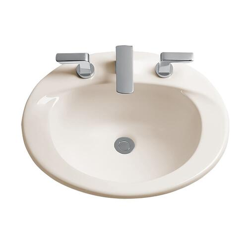 Supreme® Self Rimming Lavatory - Sedona Beige