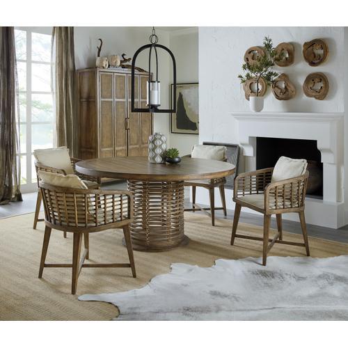 Hooker Furniture - Sundance Barrel Back Chair