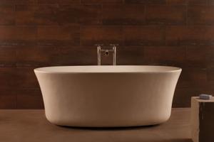 Calma Bathtub Limestone Product Image