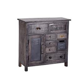 See Details - Chest - Gray Finish