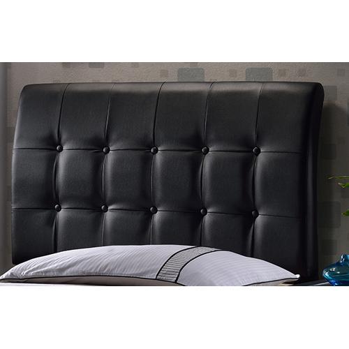 Hillsdale Furniture - Lusso King Headboard - Black