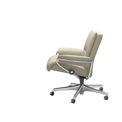 See Details - Stressless® Tokyo Home Office Low Back