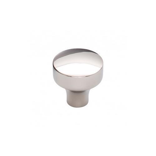 Kinney Knob 1 1/8 Inch - Polished Nickel