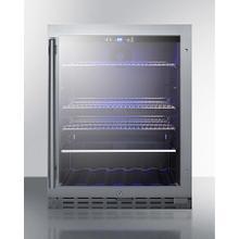 "See Details - 24"" Wide Built-in Beverage Cooler, ADA Compliant"