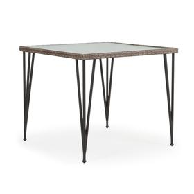 """39.5"""" Square Counter Height Table"""