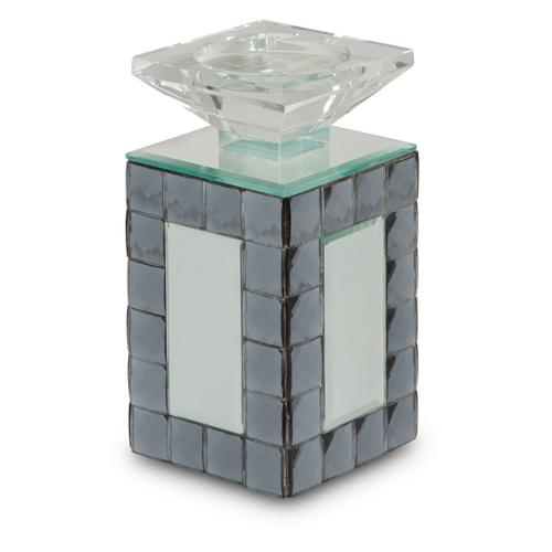 Amini - Mirrored Candle Holder Small (6/pack) 152s