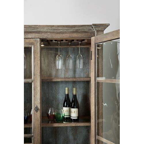 Dining Room La Grange OQuinn Bar Cabinet