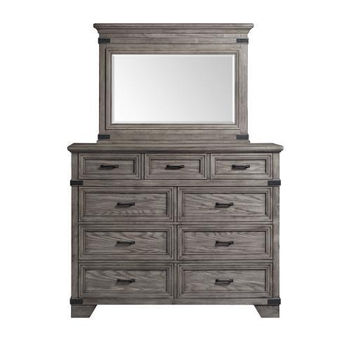 Tall Dresser, 9 Drawer