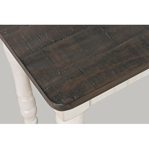 Madison County Dining Bench