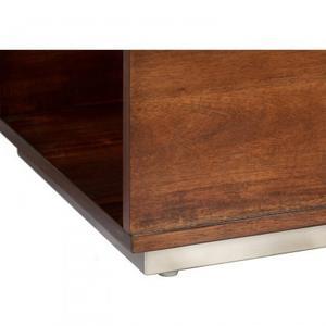 Joe Stackable Bookshelf w/Skateboard Hook
