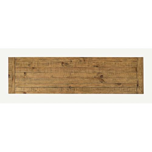 Jofran - Telluride 4 Drawer Sideboard