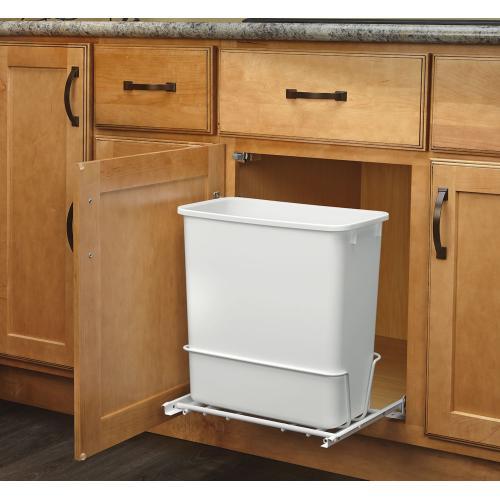Rev-A-Shelf - RV-814PB - 20 Quart Pullout Waste Container
