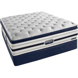 SimmonsBeautyrest - Recharge - World Class - Alexandria - Luxury Firm - Pillow Top - Cal King