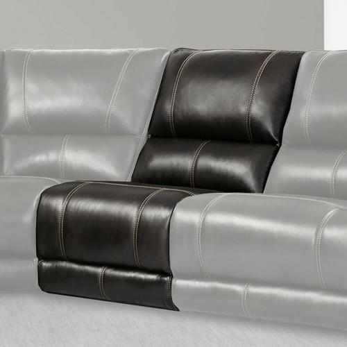 Parker House - WHITMAN - VERONA COFFEE - Powered By FreeMotion Power Cordless Armless Recliner