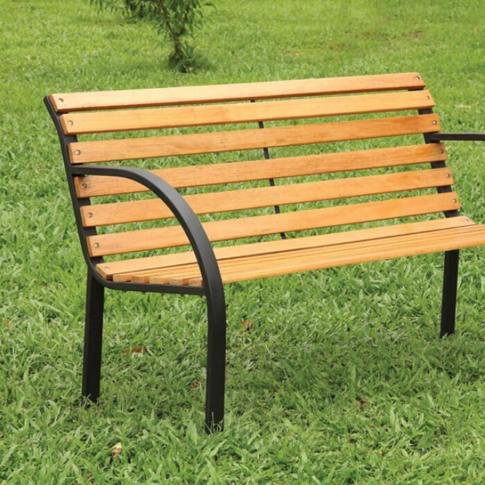 See Details - Dumas Patio Bench