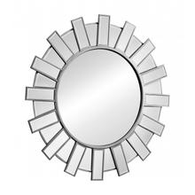 Cuzco Round Mirror Clear